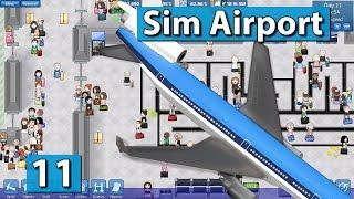 Sim Airport ► Mehr Flieger ► Der Flughafen Bau und Management Simulator #11