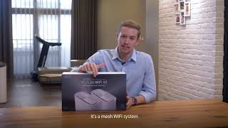 Unbox and Set up ASUS ZenWiFi with ASUS Router App | ASUS India