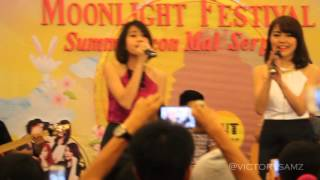 Chibi-Chibi (Mantan Cherrybelle) - Jessie J (Flashlight) @ Mall Summarecon Serpong 4-10-2015