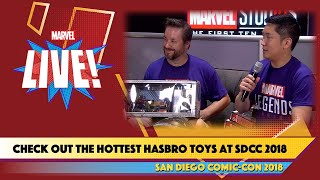 See the Hottest Hasbro Toys at SDCC 2018