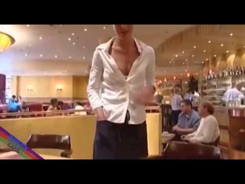 Choáng với màn pha cà phê cho khách trực tiếp bằng sữa phụ nữ