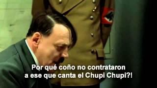 Hitler se entera que Arjona va a tocar en Berlin