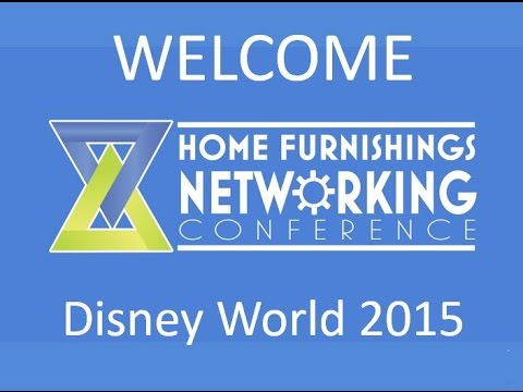 Home Furnishings 2015 Industry Conference Presentation - Bill Napier