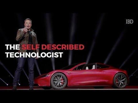 Elon Musk: The Man Behind Tesla, SpaceX, SolarCity, Hyperloop And Openai