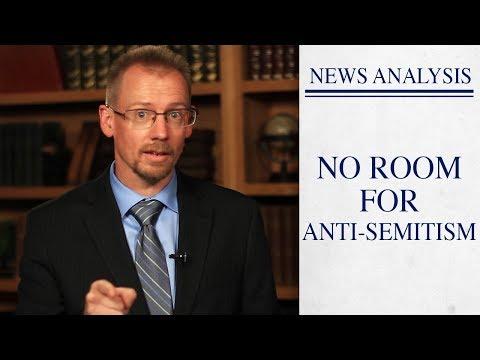 No Room for anti-Semitism