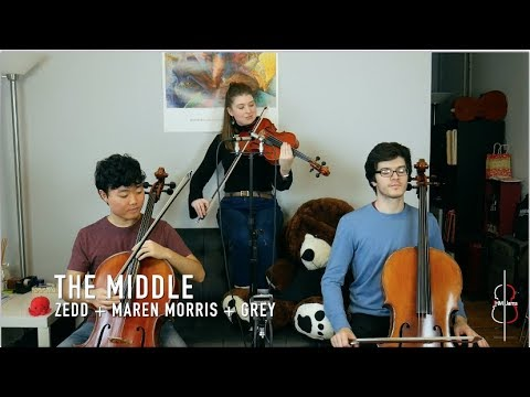 Cover Lagu THE MIDDLE | Zedd + Maren Morris + Grey || JHMJams Cover No.210 STAFABAND