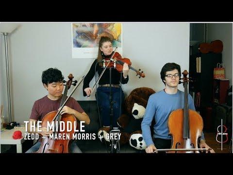 THE MIDDLE | Zedd + Maren Morris + Grey || JHMJams Cover No