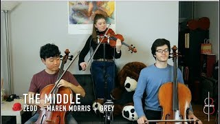 THE MIDDLE | Zedd + Maren Morris + Grey || JHMJams Cover No.210