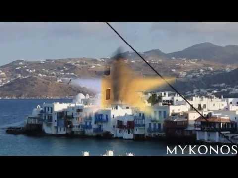 Mykonos Beautiful Island Greece