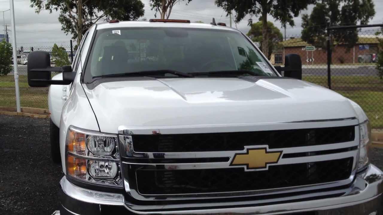Chevrolet Silverado 3500 Dually Right Hand Drive- For Sale ...
