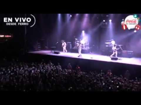 Wake Up Call - Maroon 5 en Argentina - 31 Agosto 2012