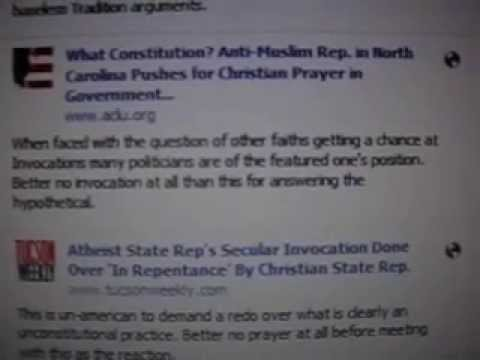 Americans United for Separation of Church and State need your support