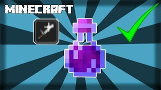 MINECRAFT  How to Make a Potion of Strength! 1.15.1