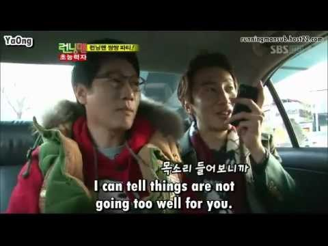 [Eng Sub] Running Man Ep.74 111225 Merry Merry Christmas Special (2/6)