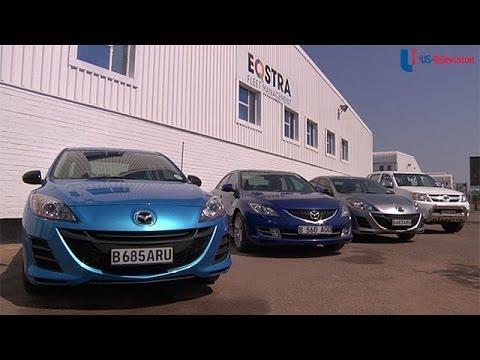 US Television - Botswana 2 (Eqstra)
