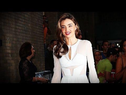 Miranda Kerr Looks Sexy For Orlando Bloom | Fashion Flash