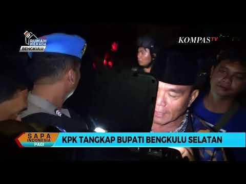 KPK OTT Lagi, Kali Ini di Bengkulu Selatan