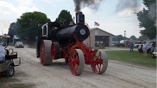 LaGrange Tractor Show 2014 - Steam Engines, Threshing, Cutting, and More!