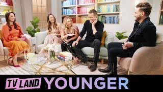 The Younger After Show Getting Younger  TV Land