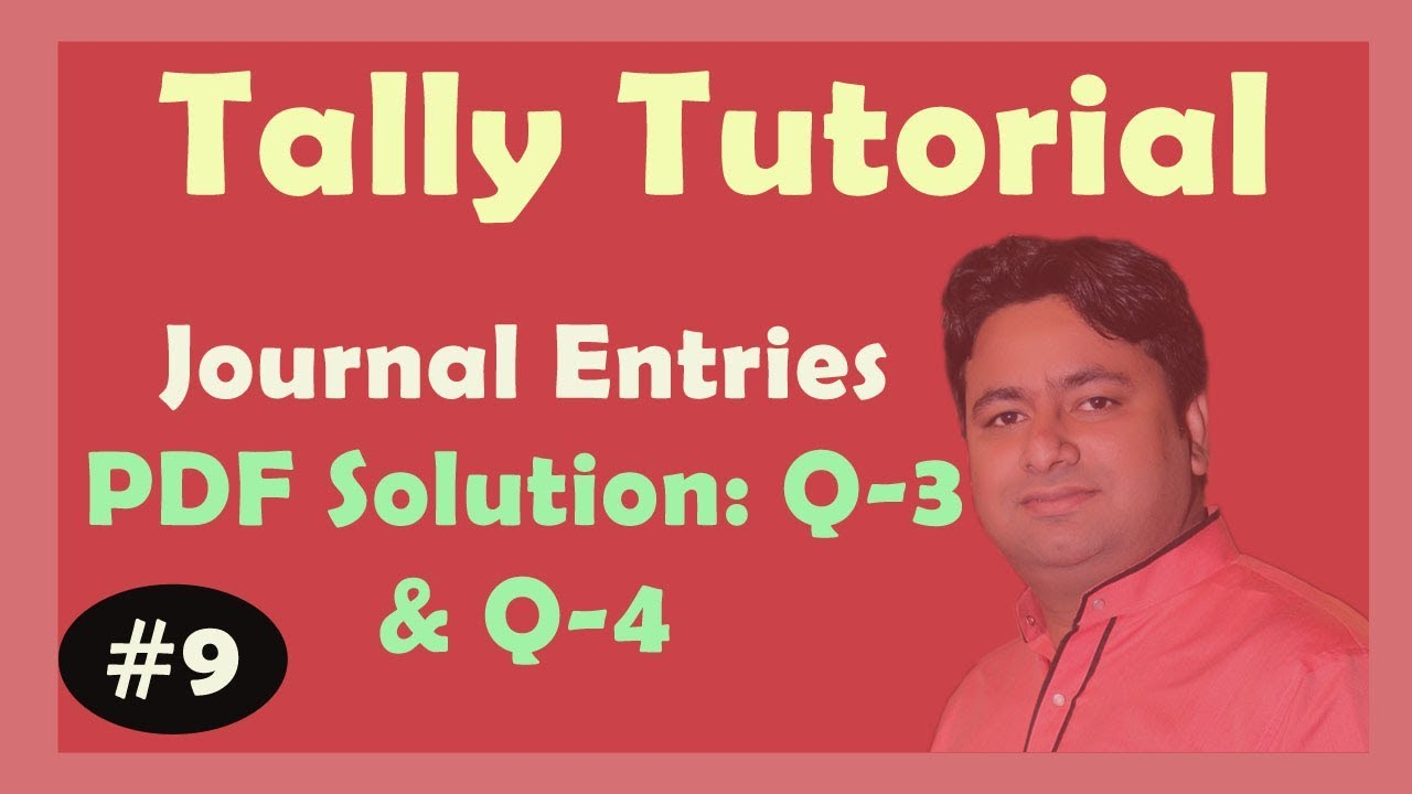 Tally Solutions Book Hindi Pdf