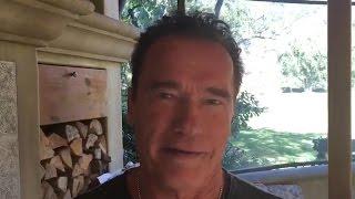 Arnold Schwarzenegger hits Trump on Twitter
