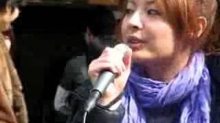 2008/3/2 秋葉原 ほこてん 中央通り 朝倉さくら.
