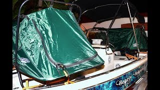 Kamp Rite Original Tent Cot/Boat Camping/Overnight Stay on a Small Boat