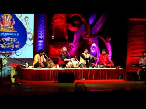 Beyond Bollywood Indian Fusion Music And Dance By Pandit Vijay Ghate