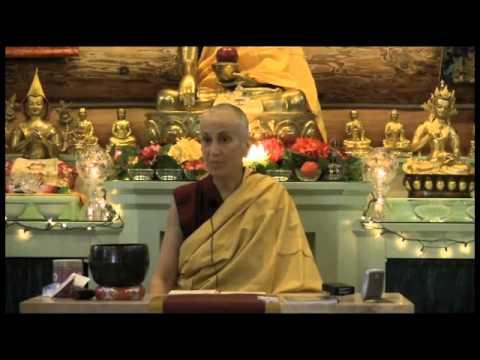 08 Chenrezig & Praising Great Compassion The Sadhana; 7 Limb Prayer & Mandala Offering 10 4 11 am