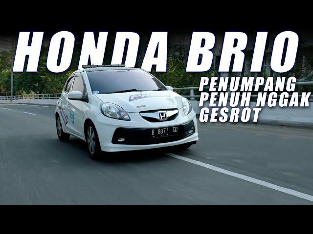 Prime Honda BRIO Blank Blend Thonk Community (BBT)