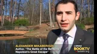 "LCV Cities Tour - Shreveport: Alexander Mikaberidze, ""The Battle of the Berezina"""