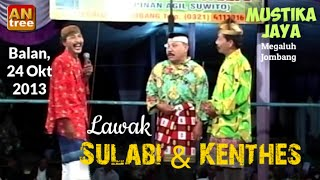 Download lagu LAWAK, Cak Hariono,Cak Sulabi & Cak Kenthes, Mustika Jaya Pimp. Agil Suwito - Megaluh Jombang Jatim