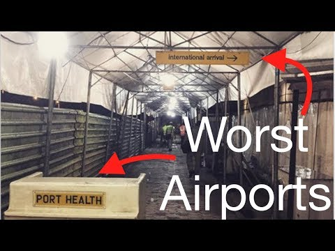 TOP 5 WORST Airports