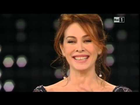 Sanremo 2015  Elena Sofia Ricci  Quarta serata 13022015