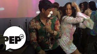 Juliana Gomez, Richard Gomez's father-daughter dance is so groovy