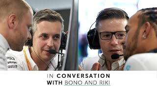 What Does an F1 Race Engineer ACTUALLY Do? Bono & Riki EXPLAIN!