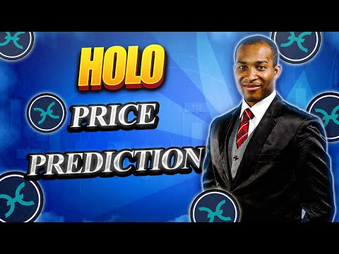 Holo Coin Price Prediction YES!!