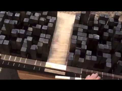skyline sound diffuser DIY