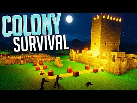 Colony Survival - Using Flax & Kinky Dwarves? - Largest Colony Yet! - Colony Survival Gameplay Pt 4