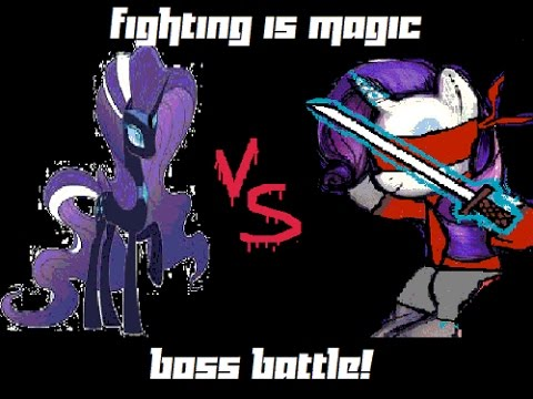 MLP Fighting Is Magic Complete Edition Boss Battle#3