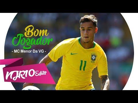 Philippe Coutinho - Bom Jogador MC Menor da VG
