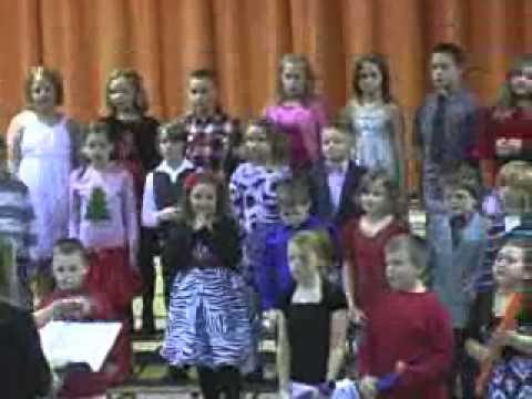Marissa Elementary School Christmas Program 2012