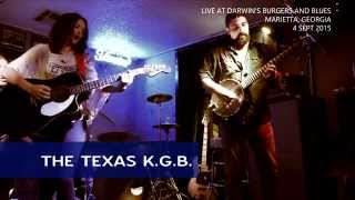 "2015-08-04 The Texas K.G.B. ""Drowning in My Love"" Live @ Darwin's"