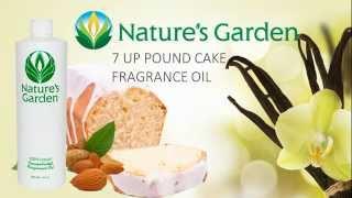 7up Pound Cake Fragrance Oil  Natures Garden