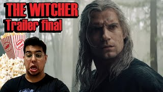 THE WITCHER - TRAILER FINAL (REACT)