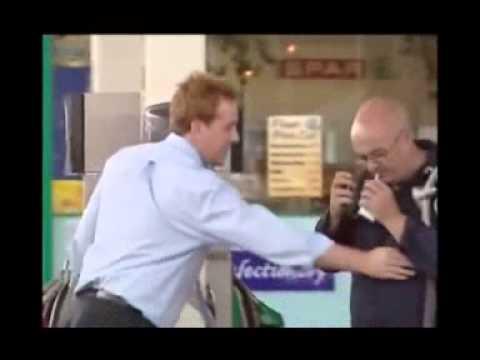 Very Funny Petrol station Prank