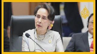 تواجه اتهامات بإبادة المسلمين الروهينغا.. زعيمة ميانمار تمثل أمام محكمة العدل الدولية