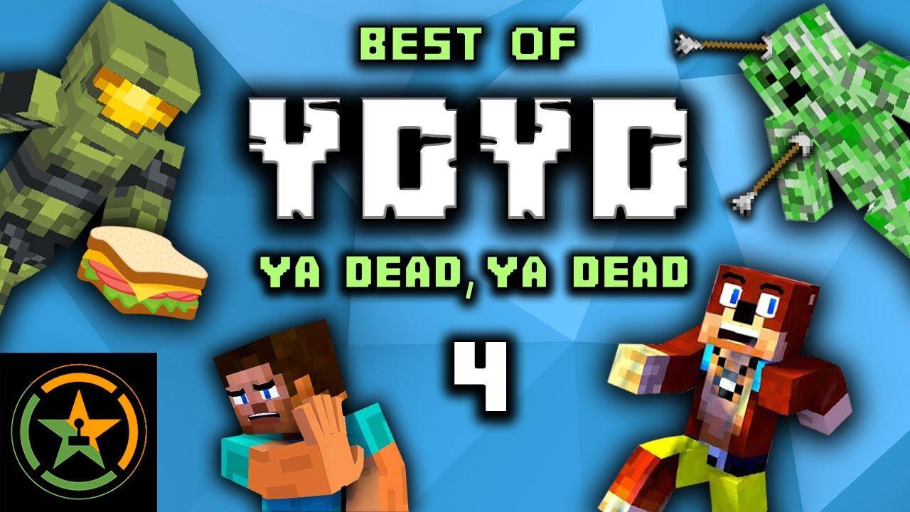 Download The Very Best of Ya Dead, Ya Dead 4 (YDYD) | Achievement Hunter Funny Moments