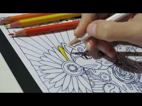 livros-de-colorir---pintura-para-iniciantes-nos-livros-de-colorir-para-adultos---parte-1