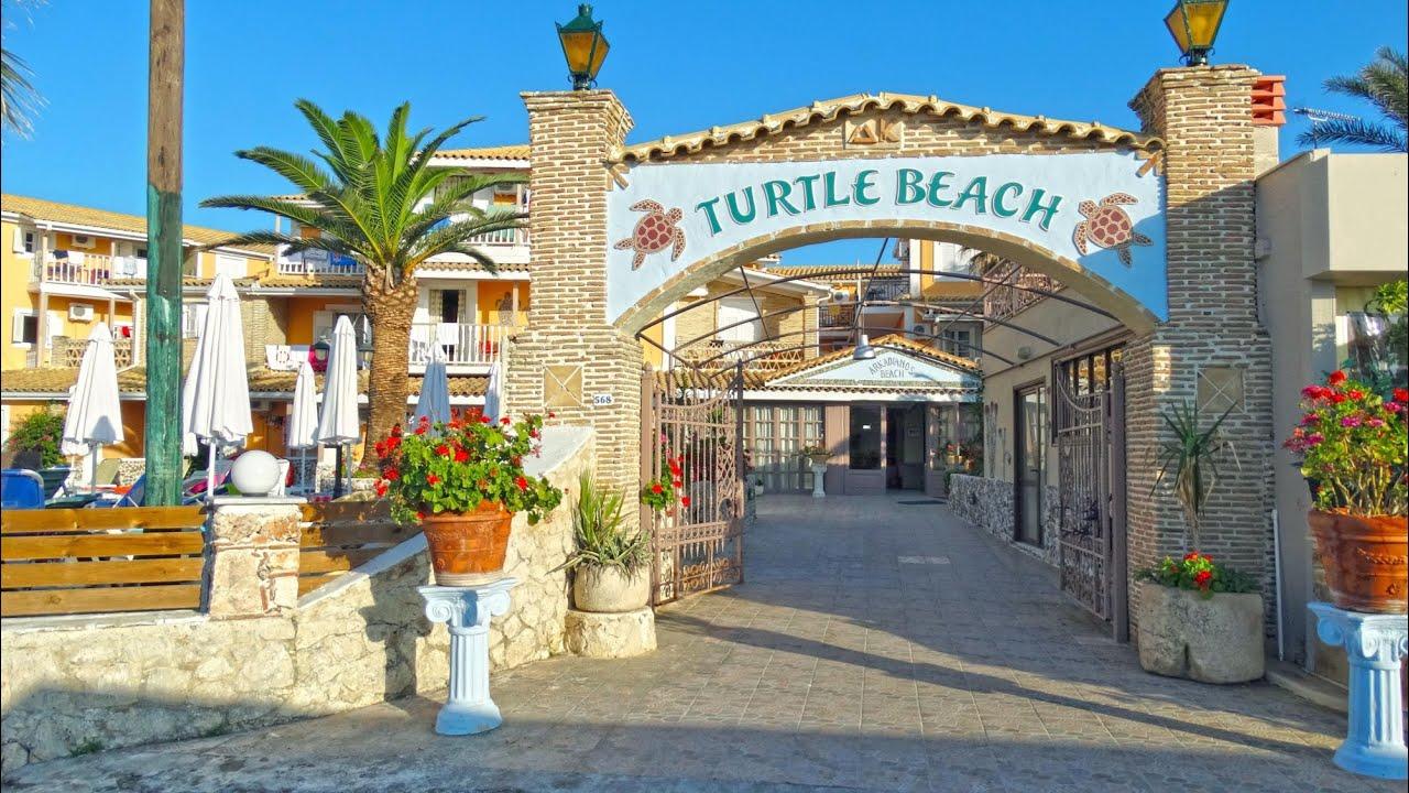 Zante Blue Beach Turtle Hotel Hd